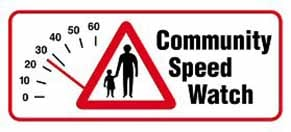 Speedwatch Training