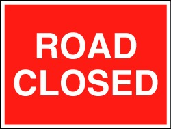 A38 Closed from 6th September