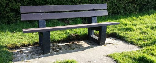 Des Summers' seat