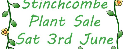 Plant Sale 3rd June
