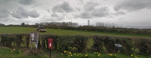 Oldhill Lane Post Box